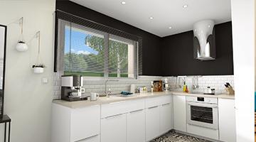 Maisons VIVALIA : Zoom sur les modèles de cuisine