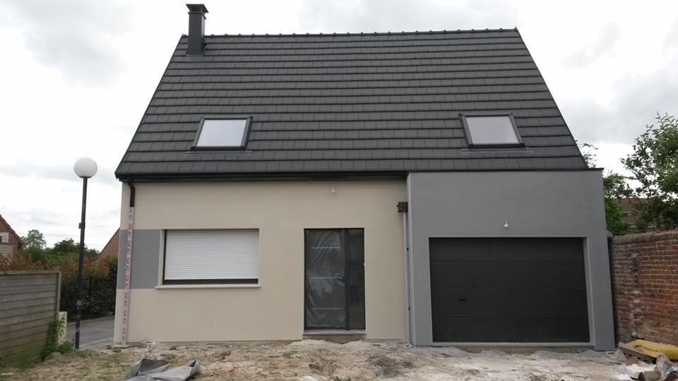 Construction d'une maison Poix-de-Picardie (80290) 171 792 €