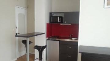 Vente studio 17 m²