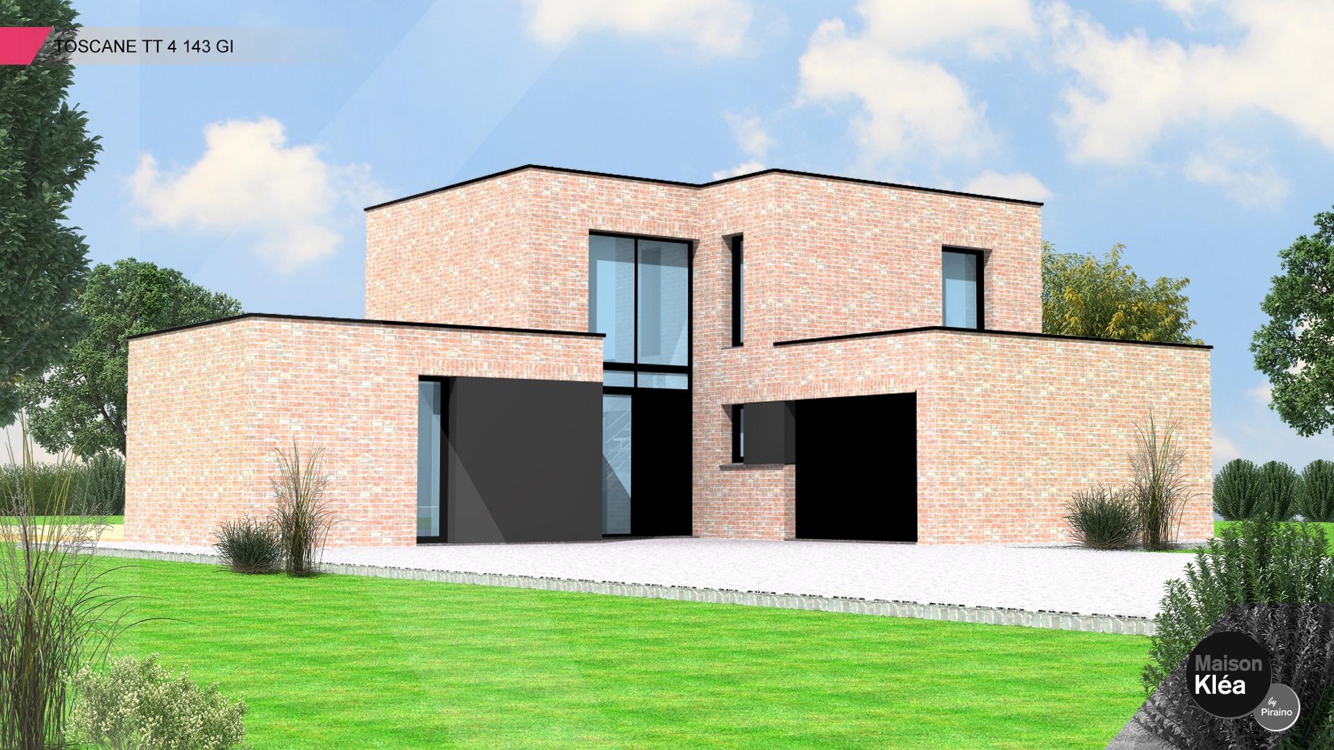 Terrain et maison à construire Nivelle