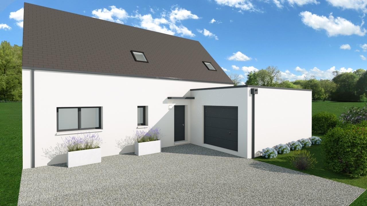 nouveau projet Maisons Cap Ouest  Damgan