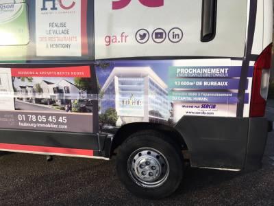 Minibus pour les seniors