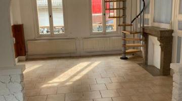 Location appartement 2 p. 60 m²