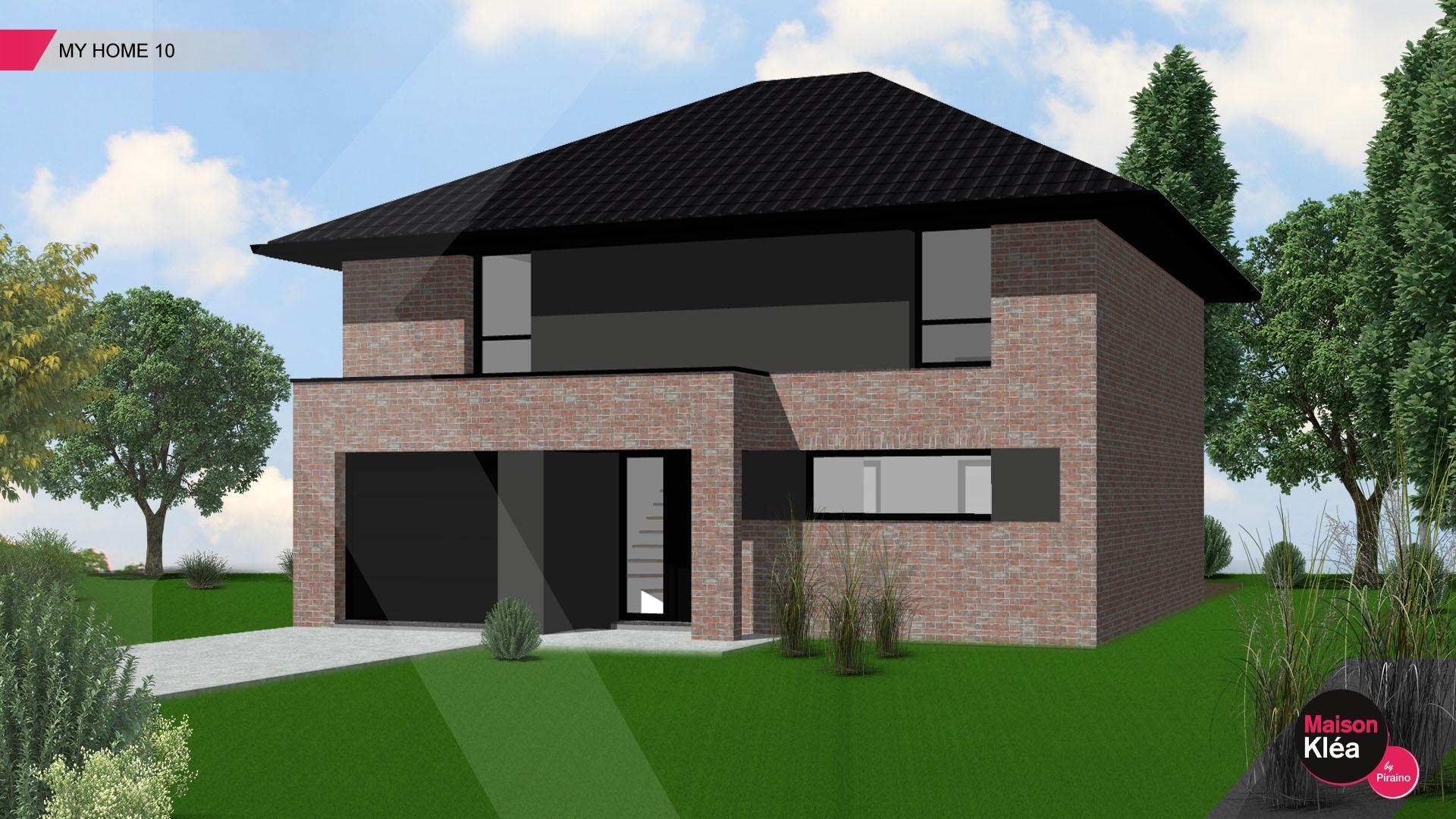 Terrain et maison à construire Mons-en-Pévèle