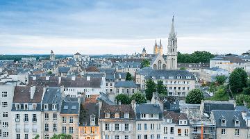 Faire construire à Caen dans le Calvados