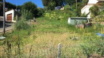 Vente terrain 608 m²