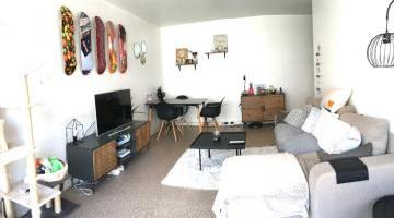 Vente appartement 2 p. 49 m²