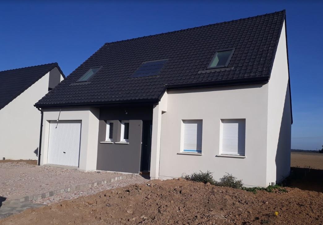 Construction d'une maison Ailly-sur-Noye (80250) 194 982 €