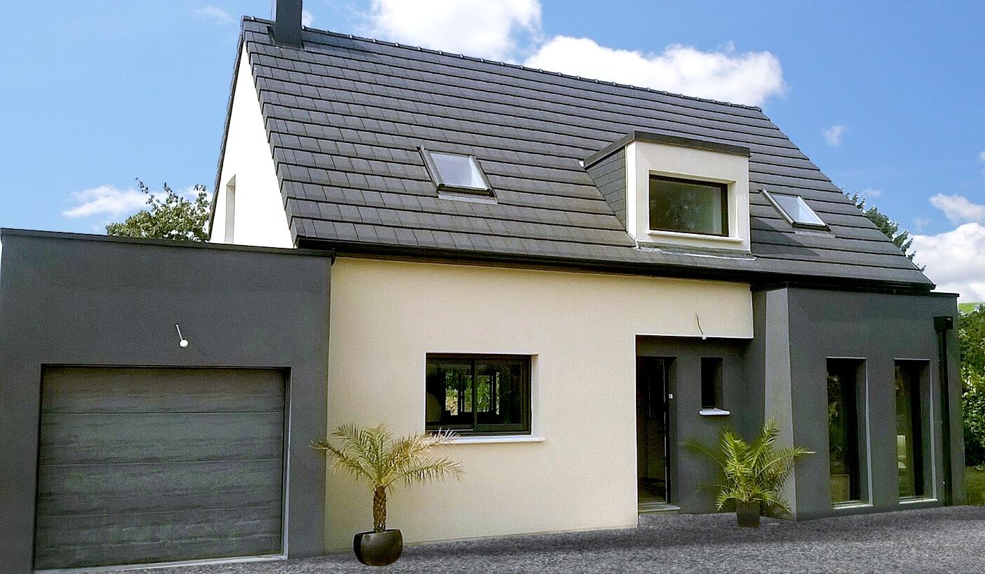 Construction d'une maison Poix-de-Picardie (80290) 193 182 €