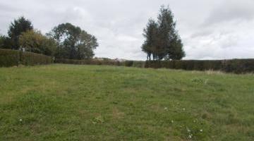 Vente terrain 998 m²