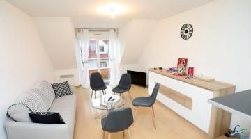 Vente appartement 3 p. 45 m²