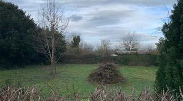 Vente terrain 1530 m²