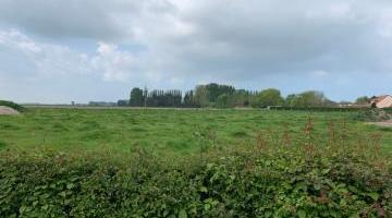 Vente terrain 1288 m²