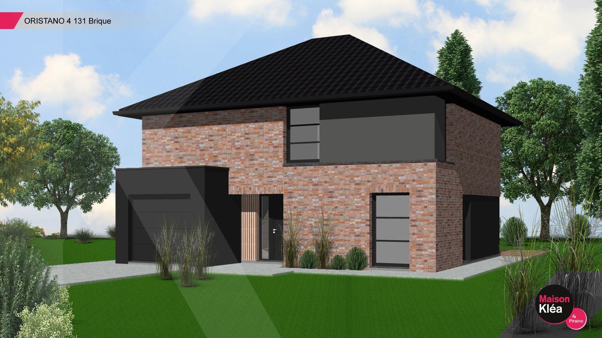 Terrain et maison à construire Bachy 131m²