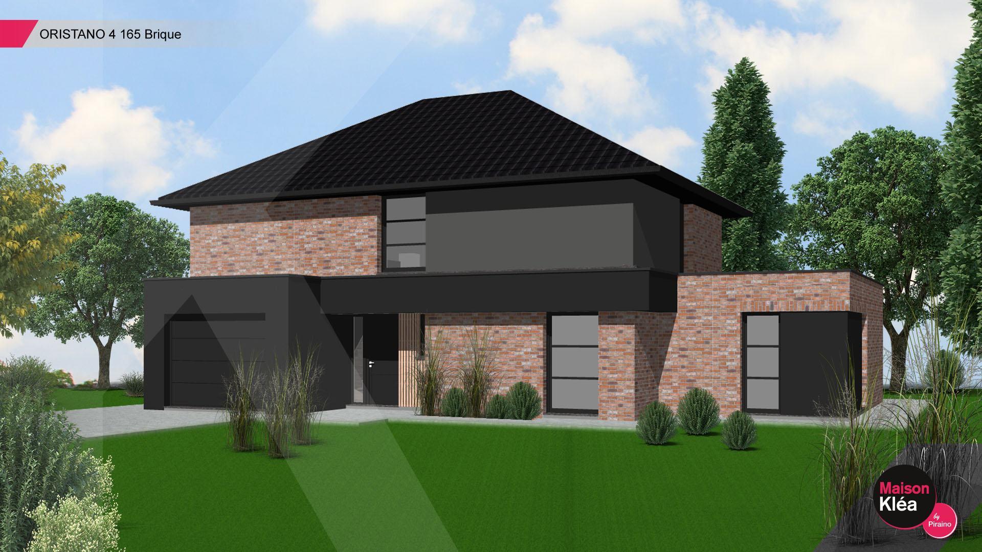 Terrain et maison à construire Bourghelles 165m²