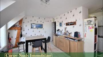 Vente appartement 3 p. 54 m²