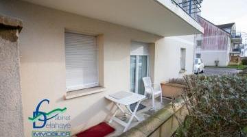 Vente appartement 2 p. 47 m²