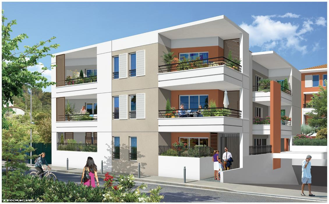 Programme immobilier neuf Art Promotion