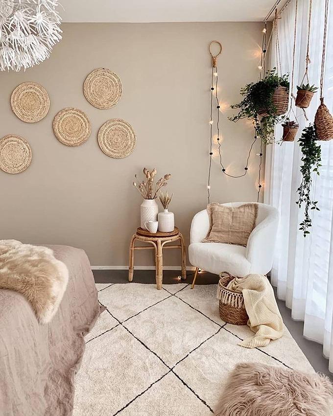 décoration bohème chic zen cocon maisons vivalia