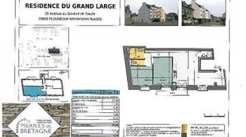 Vente appartement 3 p. 61 m²