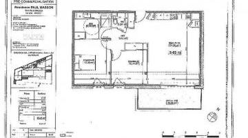 Vente appartement 3 p. 67 m²