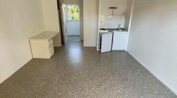 Location studio 25 m²