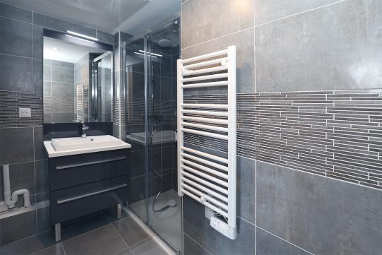 Salle de bain Carré Rotonde