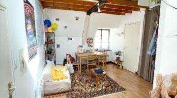 Vente studio 19 m²