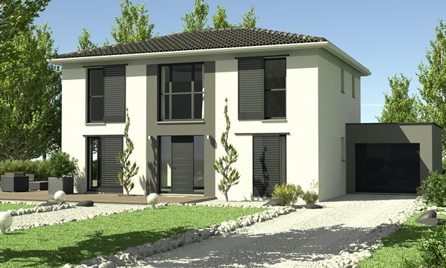 Maison et terrain constructible à Dax