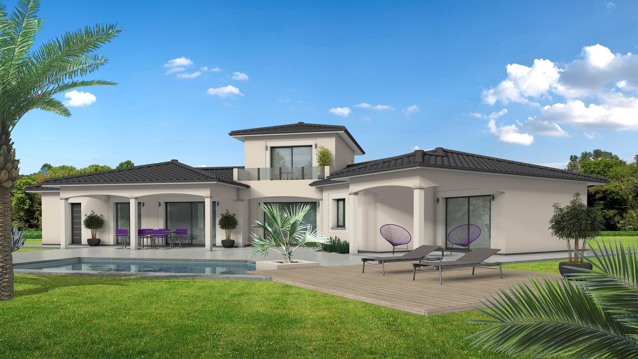 Maison à construire à Oradour-sur-Glane(87520)  sur un terrain de 5100m²