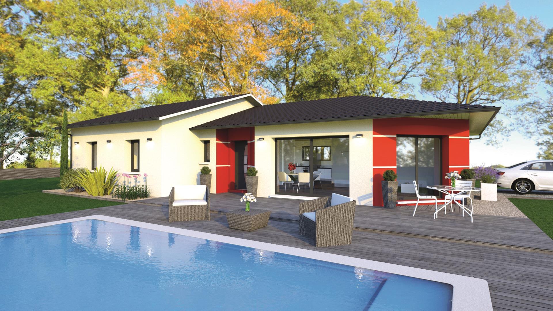 Maison et terrain constructible à Saint-André-de-Cubzac