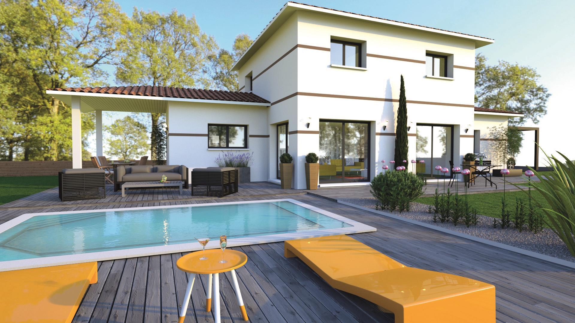 Maison et terrain constructible à Mérignac