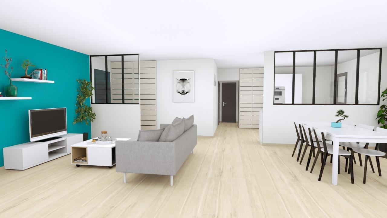 Maison et terrain constructible à Belin-Béliet