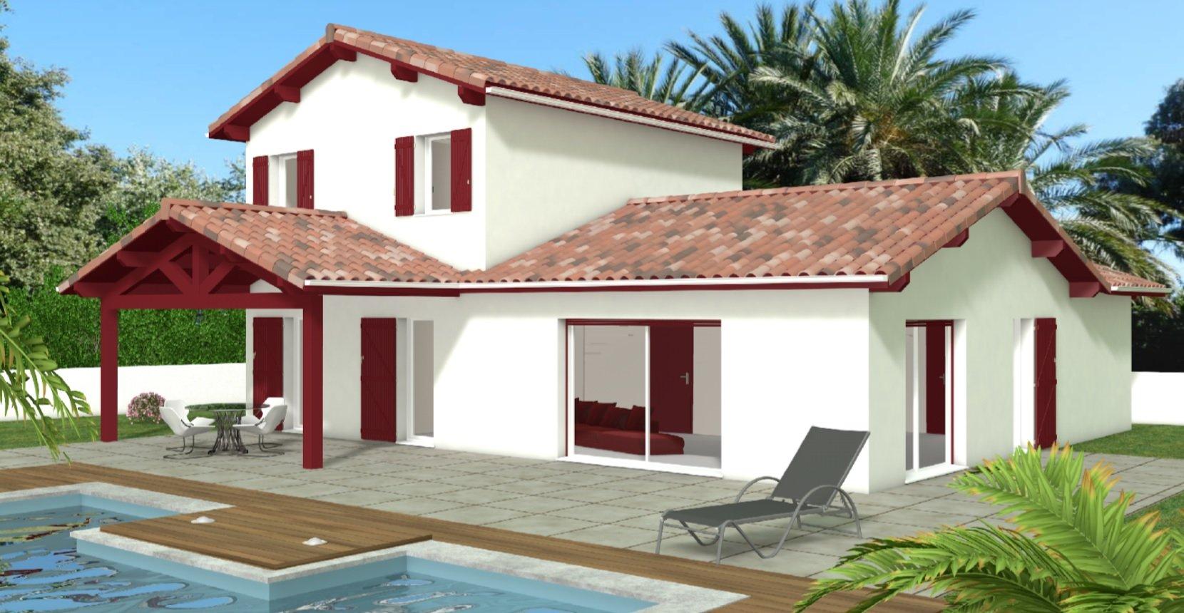 Maison et terrain constructible à Came