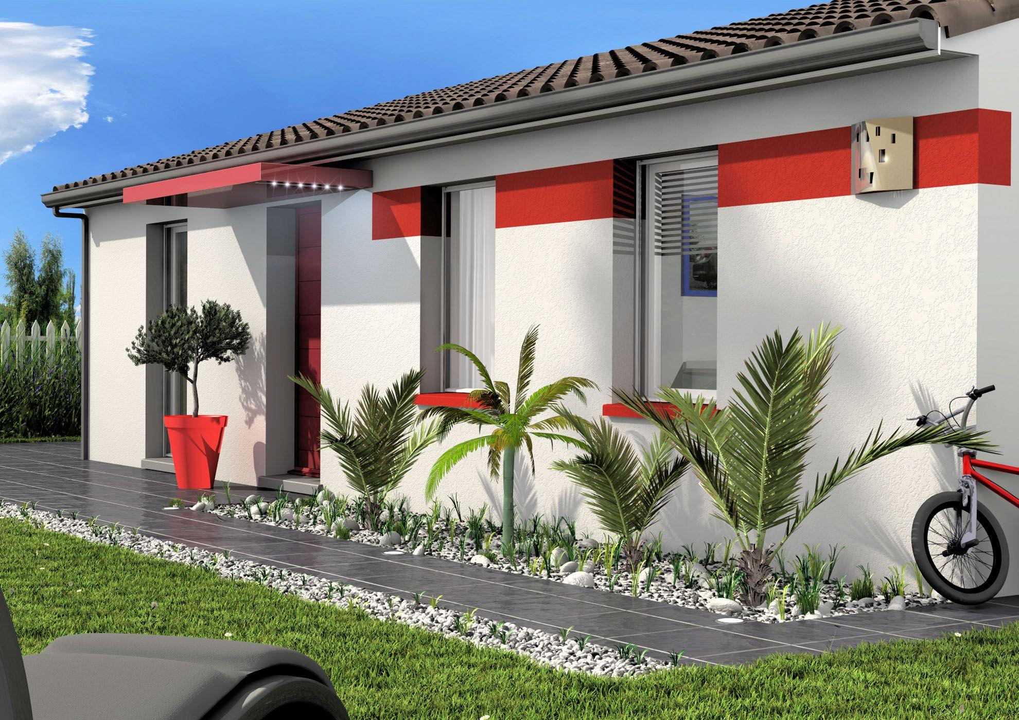 Maison et terrain constructible à Saint-Martin-de-Coux