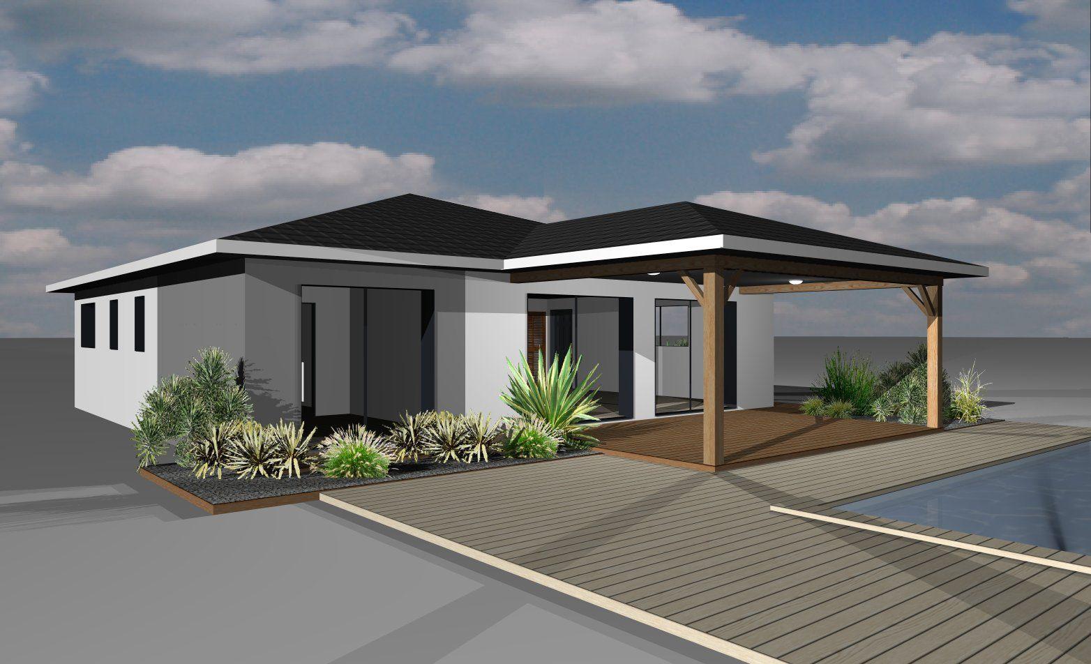 Maison et terrain constructible à Pontacq
