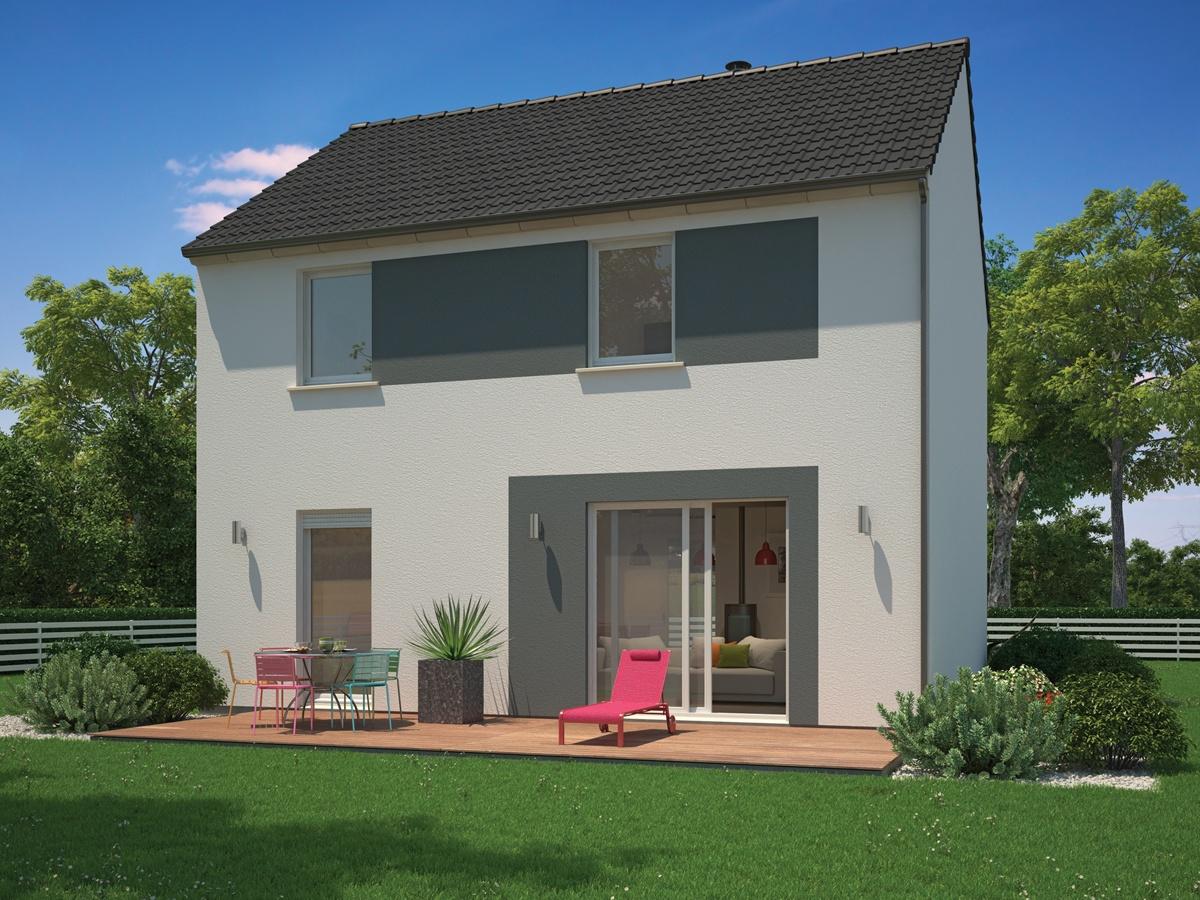 Projet maison neuve 91 avie home for Maison atypique essonne
