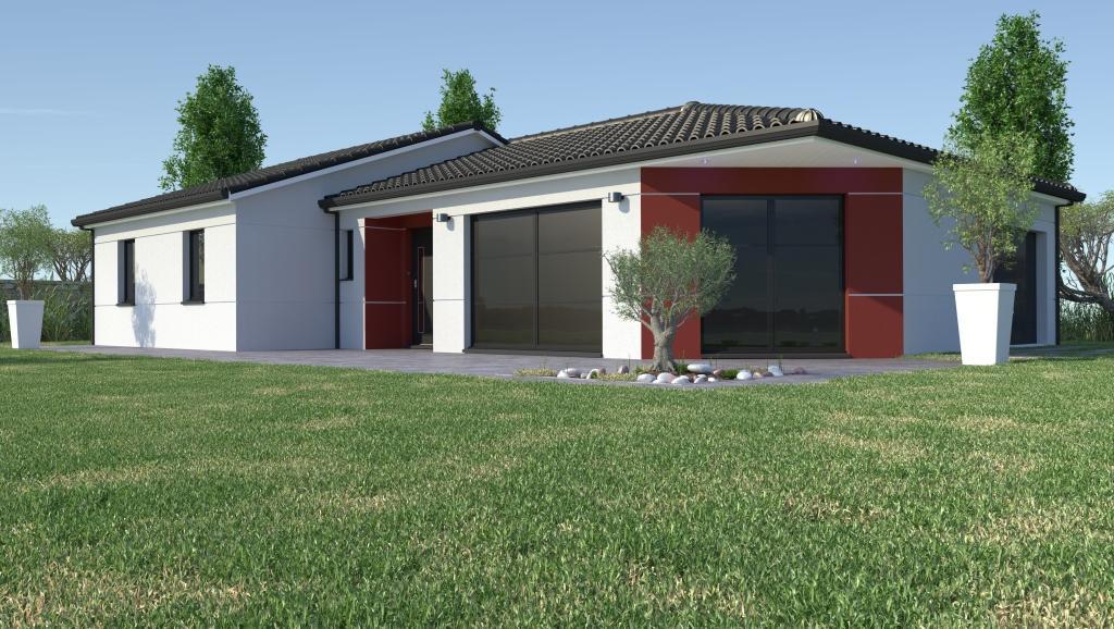 Maison et terrain constructible à Soumoulou