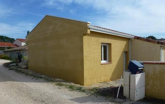 Création de l'extension d'une maison individuelle à Issus (31450)