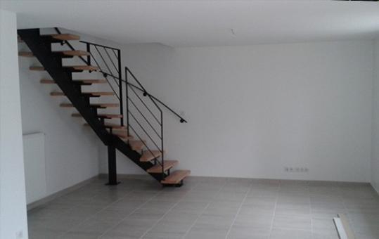 Rénovation globale d'une maison de ville à Castres (81)
