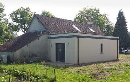 Extension d'une suite parentale à Héloup (61250)