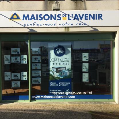 Agence MAISONS DE L'AVENIR à Pont-l'Abbé