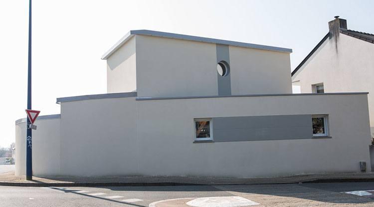 Maison de ville pour location à Nantes