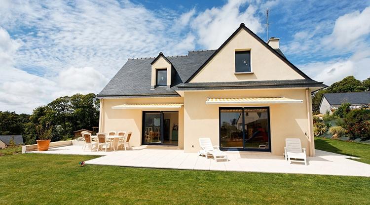 Construction Traditionnelle à La Forêt-Fouesnant - Finistère