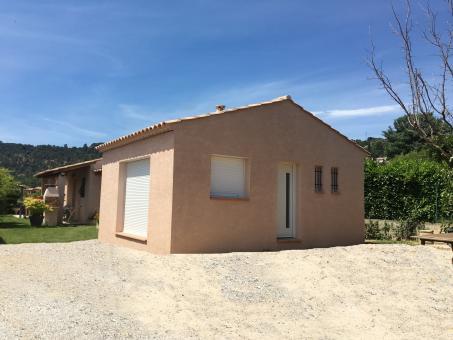 Construction et aménagement d'un studio indépendant à Gréoux-les-Bains 04