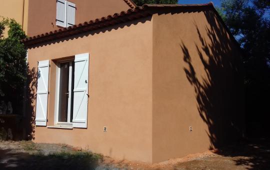 Création d'une extension et aménagement d'une suite parentale à Mouans-Sartoux (06)