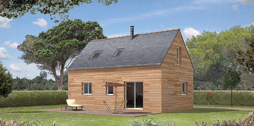 Cedre maison traditionnelle maisons de l 39 avenir - Avenir maison ...