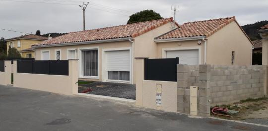 Construction d'un nouveau garage et aménagement du garage initial à Payrin-Augmontel (81660)
