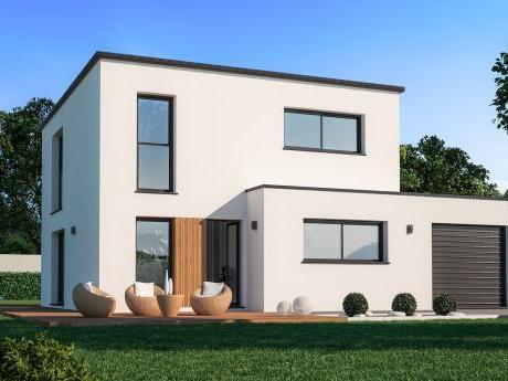 maison neuve constructeur bretagne maison familiale fonctionnelle