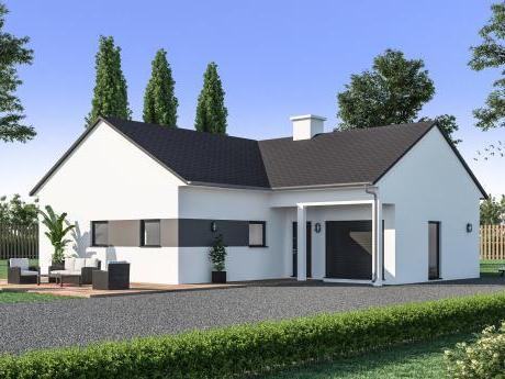 maison neuve constructeur bretagne maison familiale fonctionnelle plain pied